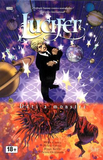 Lucifer Děti a monstra - Mike Carey