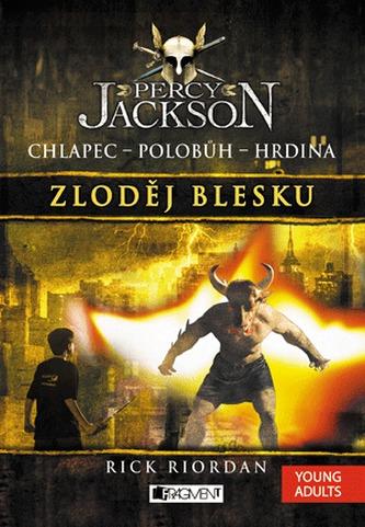 Percy Jackson Zloděj blesku