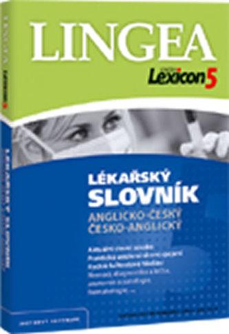 Anglicko-český česko-anglický lékařský slovník