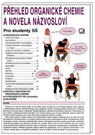 Přehled organické chemie a novela názvosloví - Danuše Pečová