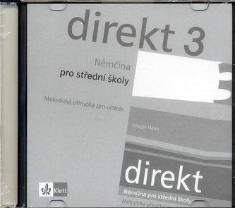 Direkt 3 Němčina pro střední školy - Giorgio Motta; Olga Vomáčková