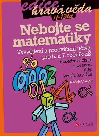 Nebojte se matematiky! - Radek Chajda