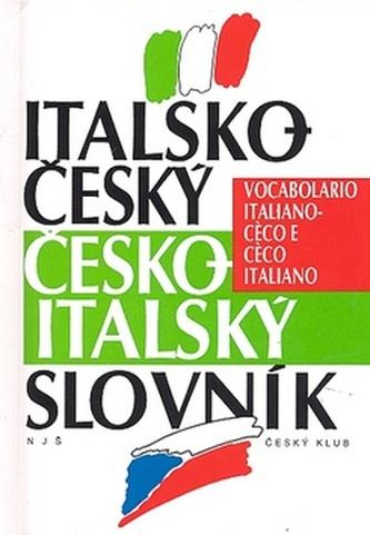 Italsko-český česko-italský slovník - Zdeněk Frýbort; Jaroslav Bezděk