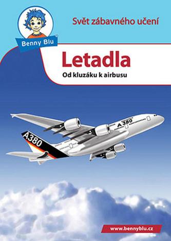 Benny Blu Letadla - Michael Wolf; Harald Steifenhofer