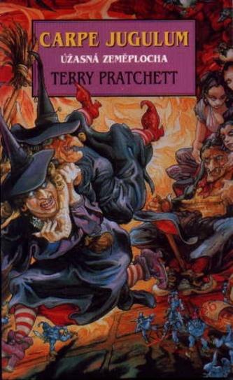 Carpe jugulum - Terry Pratchett; Josh Kirby