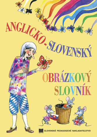 Anglicko-slovenský obrázkový slovník - Zuzana Kováscová; Elena Répássyová