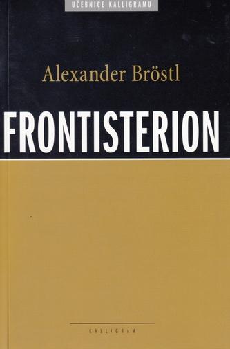 Frontisterion - Alexander Bröstl