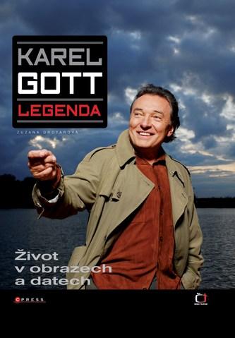 Karel Gott Legenda - Karel Gott; Zuzana Drotárová