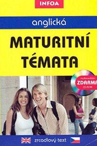 Anglická maturitní témata + CD-ROM - Gabrielle Smith-Dluhá a kol.