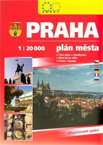 Praha knižní plán 2009