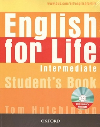 English for Life Intermediate Studenťs Book + Multirom Pack - Tom Hutchinson