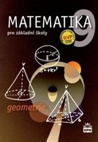 Matematika 9 pro základní školy Geometrie - Zdeněk Půlpán; Michal Čihák