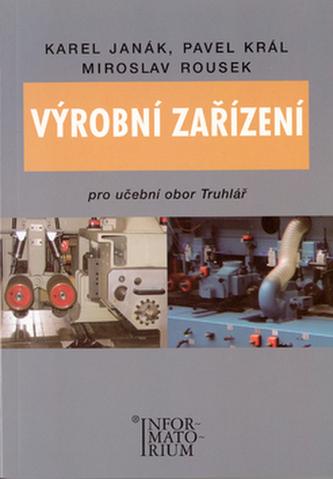 Výrobní zařízení - Karel Janák