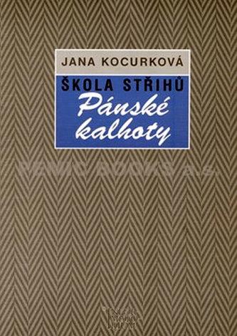 Škola střihů - J. Kocurková