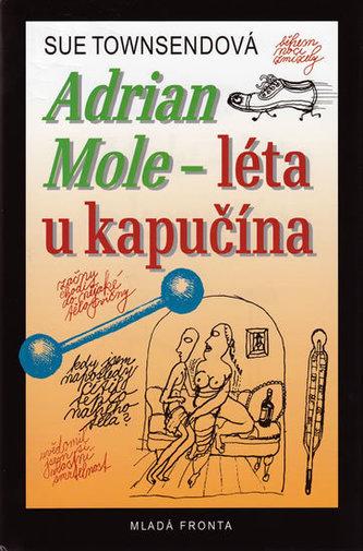 Adrian Mole - léta u kapučína - Sue Townsendová