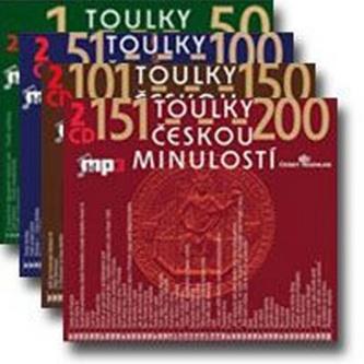 Toulky českou minulostí komplet 1 - 200