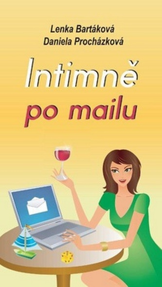 Intimně po mailu - Lenka Procházková; Dana Bartáková