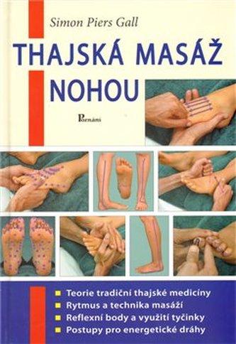 Thajská masáž nohou