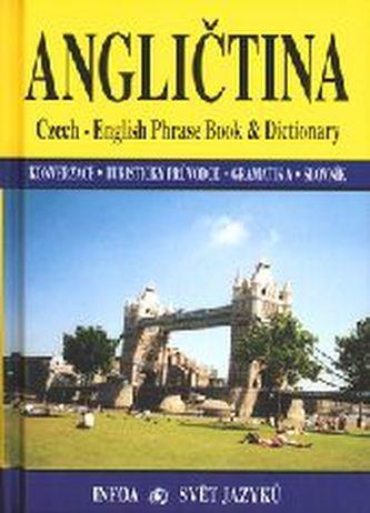 Angličtina Czech - English Phrase Book