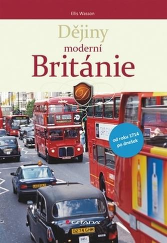 Dějiny moderní Británie - Ellis Wasson
