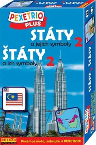 Pexetrio Státy a jejich symboly 2