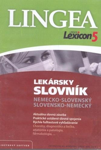 Lexicon5 Lekársky slovník nemecko-slovenský slovensko-nemecký