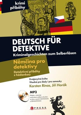 Deutsch für Detektive/Němčina pro detektivy - Karsten Rinas