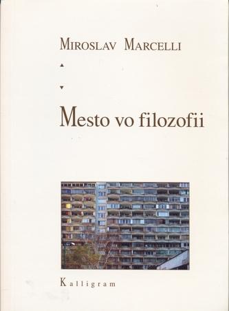 Mesto vo filozofii