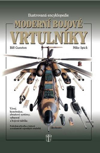 Moderní bojové vrtulníky Ilustrovaná encyklopedie