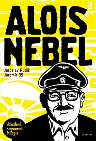 Alois Nebel - Jaroslav Rudiš; Jaromír 99