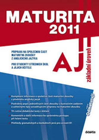 Maturita 2011 Anglický jazyk