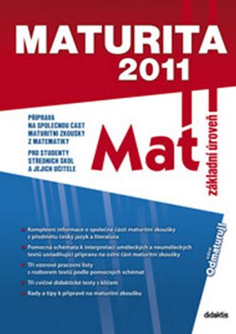 Maturita 2011 Matematika