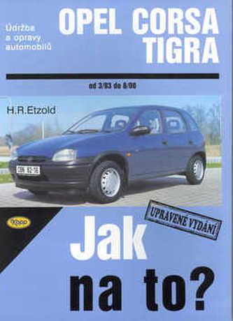 Opel Corsa B, Opel Tigra od 3/93 do 8/00