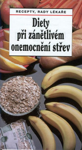 Diety při zánětlivém onemocnění střev - Milan Lukáš; Jaroslav Hejzlar