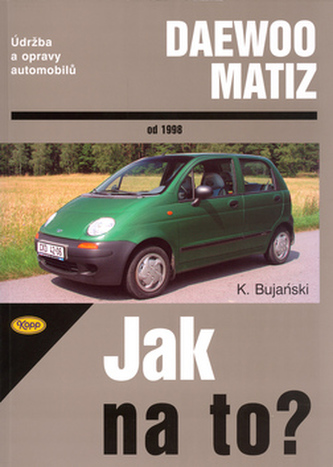 Daewoo Matiz od 1998 - Krzysztof Bujanski