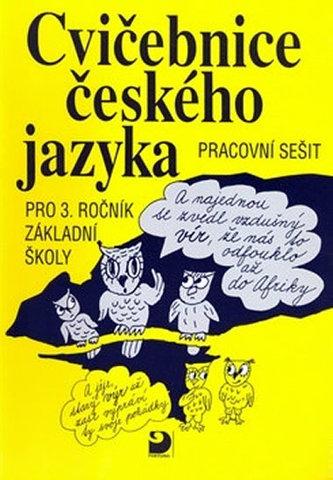 Cvičebnice českého jazyka pro 3.ročník základní školy - Jiřina Polanská