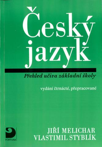 Český jazyk - Jiří Melichar; Vlastimil Styblík