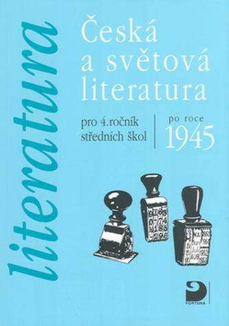 Česká a světová literatura pro 4.ročník středních škol - Vladimír Nezkusil