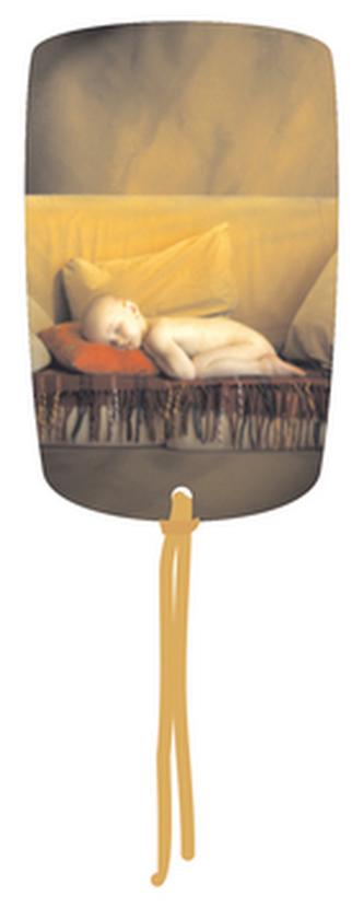 Magnetická záložka Odpolední spící dítě - MZ 003