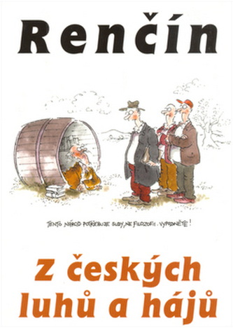 Z českých luhů a hájů - Vladimír Renčín