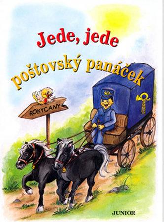 Jede, jede poštovský panáček - Vladimíra Vopičková