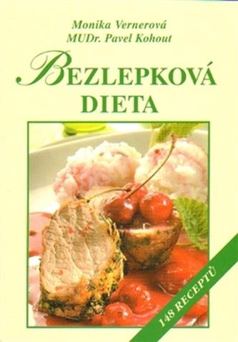 Bezlepková dieta - Monika Vernerová; Pavel Kohout
