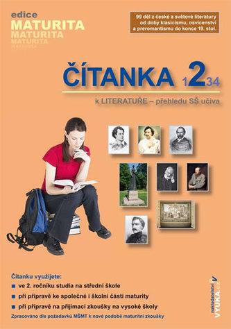Čítanka 2 k Literatuře - přehledu SŠ učiva - Markéta Kostková