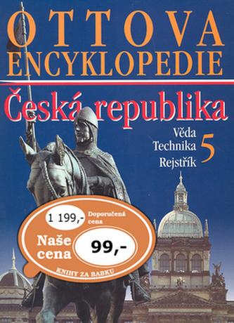 Ottova encyklopedie ČR 5.díl