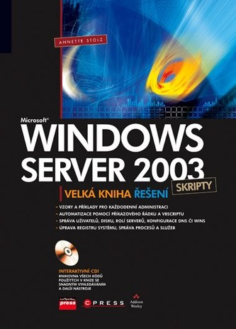 Microsoft Windows Server 2003 - Anette Stolz