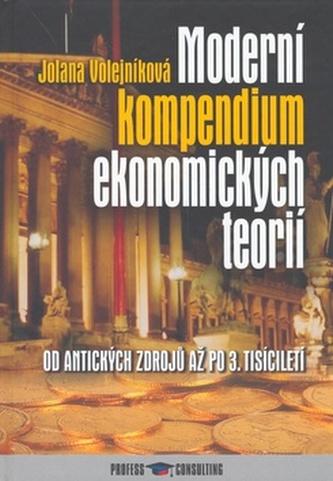 Moderní kompendium ekonomických teorií - Jolana Volejníková