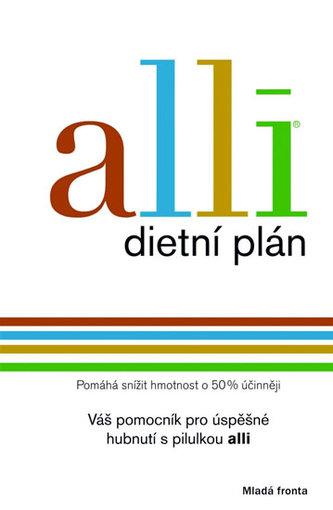 Alli dietní plán