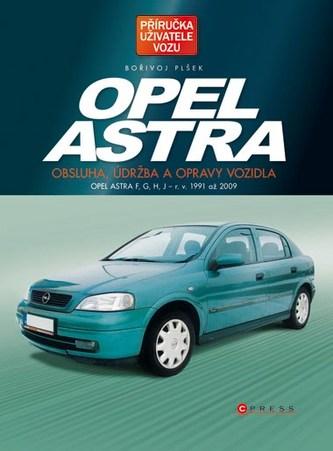 Opel Astra - Bořivoj Plšek