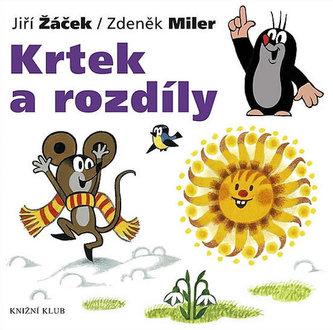 Krtek a rozdíly - Jiří Žáček; Zdeněk Miler