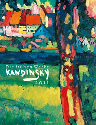 Wassily Kandinsky 2011 - nástěnný kalendář